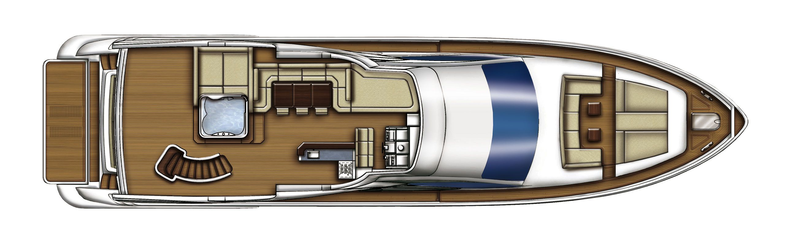 Azimut 88 cs yachting for Innenarchitekt yacht
